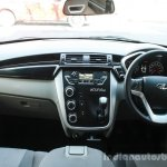 Mahindra KUV100 1.2 Diesel (D75) dashboard Full Drive Review