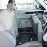 Mahindra KUV100 1.2 Diesel (D75) front storage compartment Full Drive Review