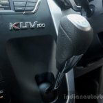 Mahindra KUV100 1.2 Diesel (D75) gear lever Full Drive Review