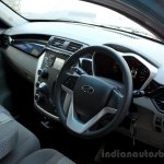 Mahindra KUV100 1.2 Diesel (D75) interior Full Drive Review