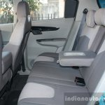 Mahindra KUV100 1.2 Diesel (D75) rear seat Full Drive Review