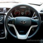 Mahindra KUV100 1.2 Diesel (D75) steering Full Drive Review