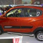 Mahindra KUV100 Xplorer edition side at Auto Expo 2016