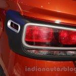 Mahindra KUV100 Xplorer edition taillight at Auto Expo 2016