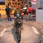 Mahindra Mojo Adventure Concept front at Auto Expo 2016