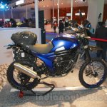 Mahindra Mojo Adventure Concept off-road at Auto Expo 2016