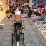Mahindra Mojo Scrambler Concept rear at Auto Expo 2016