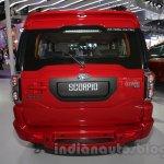 Mahindra Scorpio 1.99L diesel rear Auto Expo 2016