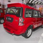 Mahindra Scorpio 1.99L diesel rear quarter Auto Expo 2016