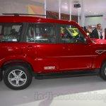Mahindra Scorpio 1.99L diesel side Auto Expo 2016
