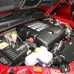 Mahindra Scorpio 1.99L mHawk Auto Expo 2016