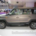 Mahindra TUV300 Endurance edition side at the Auto Expo
