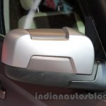 Mahindra TUV300 Endurance edition side mirror housing at the Auto Expo