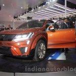 Mahindra XUV Aero at Auto Expo 2016