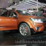 Mahindra XUV Aero concept at Auto Expo 2016