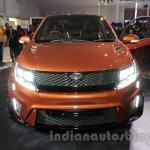 Mahindra XUV Aero concept front at Auto Expo 2016