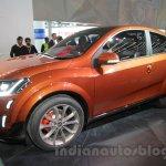Mahindra XUV Aero front three quarter angle at Auto Expo 2016