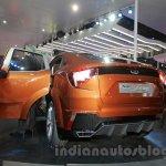 Mahindra XUV Aero rear quarter at Auto Expo 2016