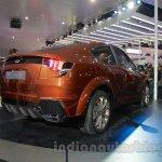 Mahindra XUV Aero rear quarters at Auto Expo 2016