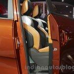 Mahindra XUV Aero seat at Auto Expo 2016