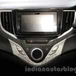 Maruti Baleno RS SmartPlay at the Auto Expo 2016