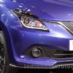 Maruti Baleno RS concept headlight at the Auto Expo 2016
