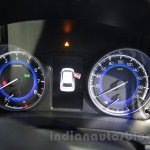 Maruti Baleno RS instrument cluster at the Auto Expo 2016