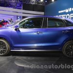 Maruti Baleno RS profile at the Auto Expo 2016