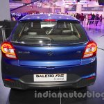 Maruti Baleno RS rear at the Auto Expo 2016