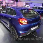 Maruti Baleno RS rear quarters at the Auto Expo 2016