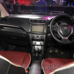 Maruti Ertiga Limited Edition dashboard at the Auto Expo 2016