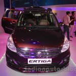 Maruti Ertiga Limited Edition front at the Auto Expo 2016