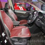 Maruti Ertiga Limited Edition front cabin at the Auto Expo 2016