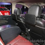 Maruti Ertiga Limited Edition rear entertainment system at the Auto Expo 2016