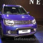 Maruti Ignis concept front quarter at the Auto Expo 2016