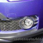 Maruti Ignis foglights at the Auto Expo 2016