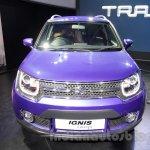 Maruti Ignis front fascia at the Auto Expo 2016