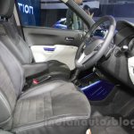 Maruti Ignis front seat at the Auto Expo 2016