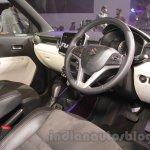Maruti Ignis interior image at the Auto Expo 2016