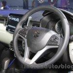 Maruti Ignis interiors at the Auto Expo 2016