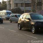 Maruti Ignis petrol and diesel snapped on test