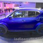 Maruti Ignis profile at the Auto Expo 2016