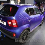 Maruti Ignis rear quarter at the Auto Expo 2016