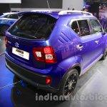 Maruti Ignis rear quarters at the Auto Expo 2016