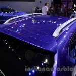 Maruti Ignis roof rails at the Auto Expo 2016