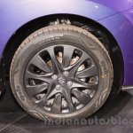 Maruti Ignis wheels at the Auto Expo 2016
