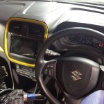 Maruti Vitara Brezza Custom interior at Auto Expo 2016