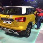 Maruti Vitara Brezza Custom rear at Auto Expo 2016