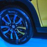 Maruti Vitara Brezza Custom wheels at Auto Expo 2016
