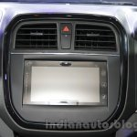 Maruti Vitara Brezza Smartplay system at the 2016 Auto Expo